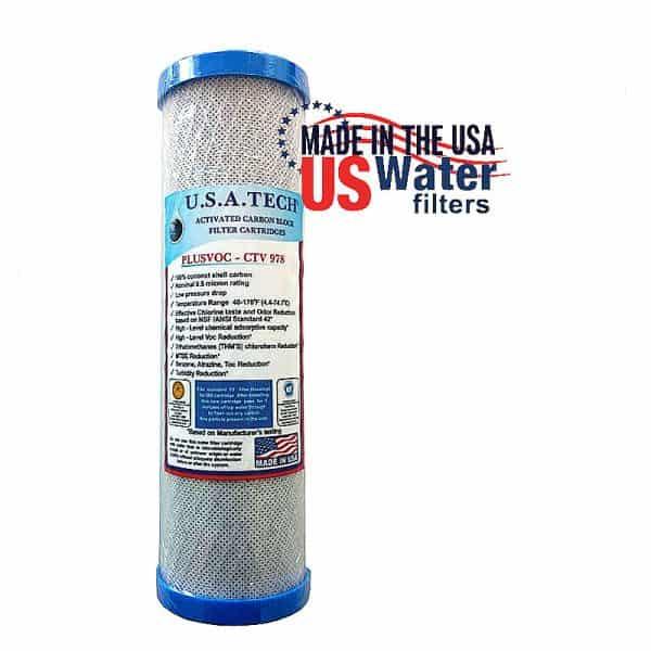 Adit Water - USA VOC